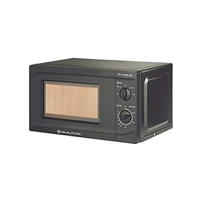 Bajaj PX 145 20-Litre Solo Microwave Oven (Black)