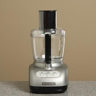 Hot Deal KitchenAid Powerful KFP720 7-Cup Food Processor with 3-Cup Mini Bowl Robot Culinaire