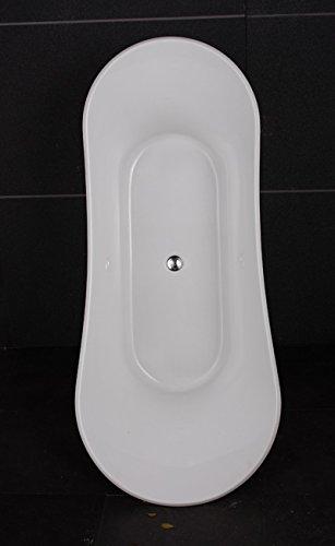 AKDY-Bathroom-White-Color-FreeStand-Acrylic-Bathtub-And-Faucet-AZ-F274-8733