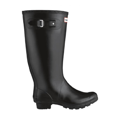 Hunter Huntress Wellington - Black - 9