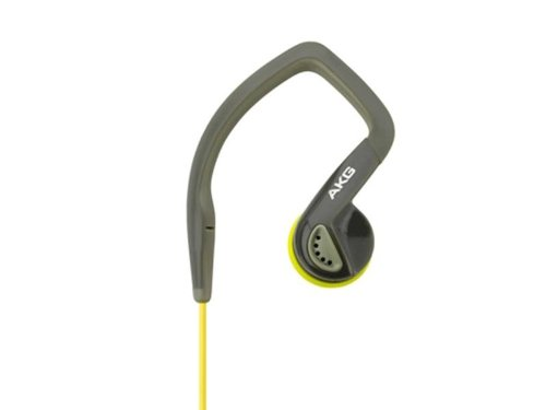 Akg K326 High-Performance Sports Headphones - Yellow