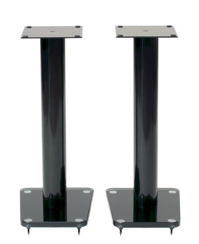 TransDeco Speaker Stands, 24-Inch (24 Speaker Stands compare prices)