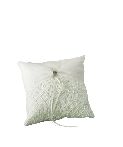 Weddingstar-Bridal-Tapestry-Square-Ring-Pillow-Ivory