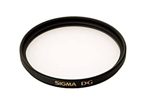 Sigma DG 58mm Multi-Coated UV Filter