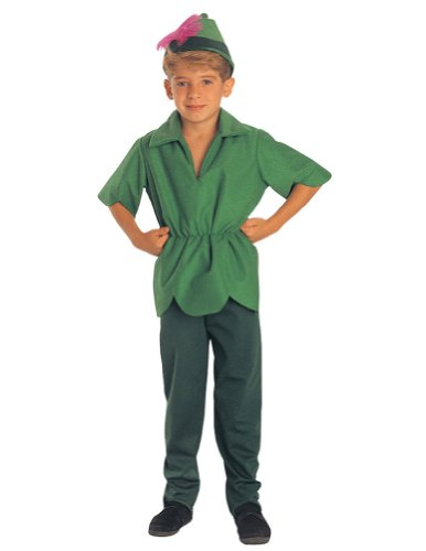Baby-boys - Peter Pan Toddler Costume Halloween Costume