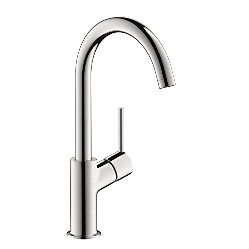 Hansgrohe 32082001 Talis S Single Hole Faucet, Chrome (Single Hole Bidet Faucet compare prices)