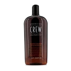 American Crew Power Cleanser Style Remover Shampoo for Unisex, 33.8 Ounce