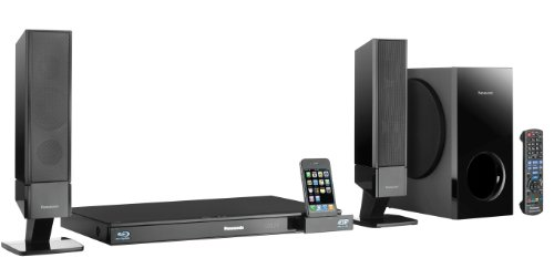 Panasonic SC-BTT262EBK 3D 2.1 Blu-ray Home Cinema