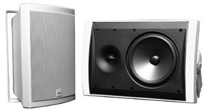 Boston Acoustics Voyager 7 White (Pair) 2-Way High Performance Outdoor Speakers