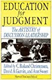 img - for Education for Judgment book / textbook / text book