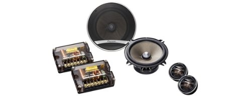 Pioneer TS-E130ci 2-Wege Komponenten Auto-Lautsprecher