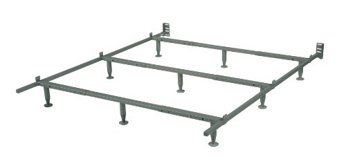 Metal King Size Beds 5435 front
