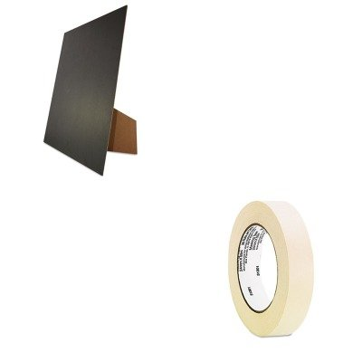 Kitgeo27119Unv51301 - Value Kit - Geographics Easel Backed Board (Geo27119) And Universal General Purpose Masking Tape (Unv51301)