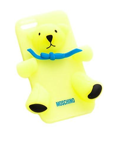 Moschino Cover iPhone 5 Giallo