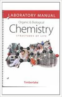 organic chemistry ii laboratory manual The compulsory laboratory component of chem 360 introduces the student to  the basic techniques  chemistry 360: organic chemistry ii laboratory manual.