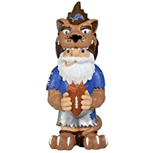 Detroit Lions Garden Gnome 11 Thematic by Unknown