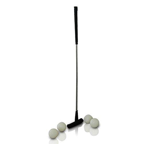 Golfset mit Schläger und 4 Bälle Golf Set Minigolf Golfspiel Golf Spiel