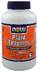 Now Foods Plant Enzymes, 240 vcaps ( Multi-Pack)