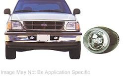 Pilot Performance Lighting   PL-112B Pilot 97 - 98 Ford F-150 Custom Driving Light Kit, Blue