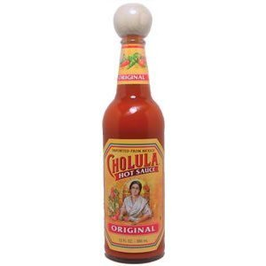 Cholula Original Mexican Hot Sauce With Wooden Stopper Top - 12 Oz 2-pack by Cholula