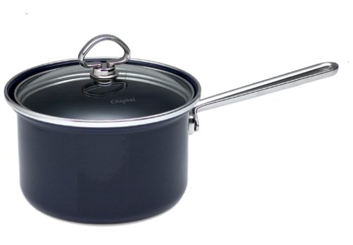 chantal cookware Chantal has over 40 years of expertise designing chantal has over 40 years of expertise designing and manufacturing premium enamel-on-steel cookware chantal's enamel is classified as aa enamel quality which has the highest resistance to acidity.
