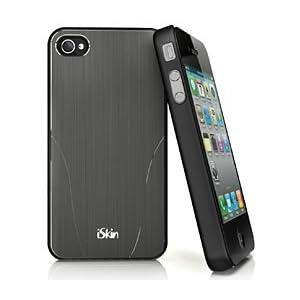 iSkin aura Case For iPhone 4/4S - Graphite