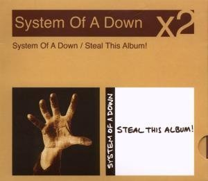 System Of A Down - System of a Down/Steal This Album - Zortam Music