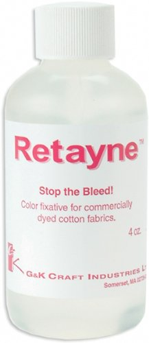 G&K Craft Retayne Color Fixative, 4-Ounce
