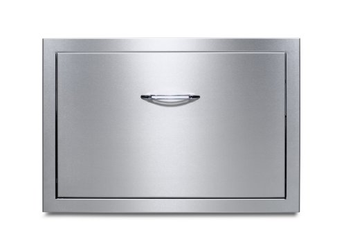 Capital Cooking Equipment Ccecd30Ss Precision Series Stainless Steel Cooler Drawer, 30-Inch