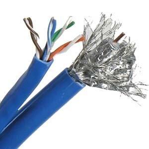 InstallerParts 500 ft Cat 5E / RG6 Quad Combo Cable