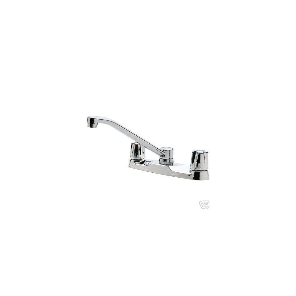 Price Pfister H35 221 2 Handle Kitchen Faucet