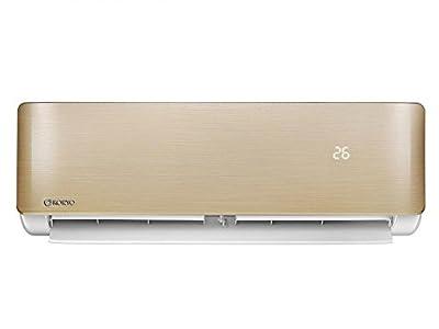 Koryo Sapphire GSKSIAO1712A5S GS12 Split AC (1 Ton, 5 Star Rating, Gold )