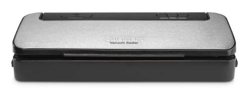 Cuisinart VS-100 Vacuum Sealer, Black (Cuisinart Vacuum Sealer Vs100 compare prices)