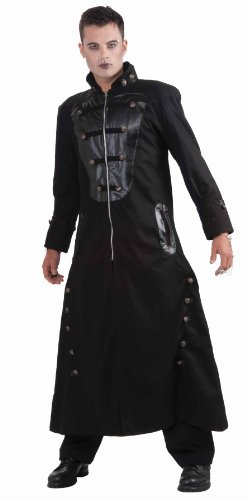 Forum Novelties Men's Shadow Walker Trench Coat Adult Costume