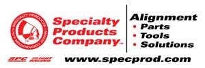 Specialty Products Company SPC TRAD BANNER 8' X 3' 88035