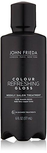John Frieda Precision Foam Hair Color, Glosser War…