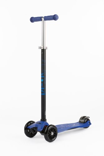 Maxi Micro Scooter - Blue with T-bar