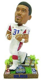 Kansas City Chiefs Priest Holmes 2003 Pro Bowl Forever Collectibles Bobble Head