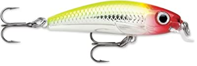 Rapala Ultra Light Minnow 04 Fishing lure, 1.5-Inch, Clown from Rapala