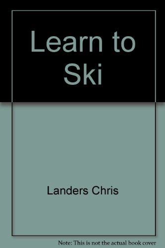 an essay on how i learned to ski How i learned to ski i love to snow ski, to me it is the encapsulation of fervor i initially attempted to ski when i was just around four years of age my father, who is an enormous skier, thought he ought to show his first child exactly how to ski.