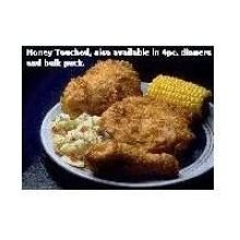 Original Honey Touched 4 Piece Dinner Chicken, 16 Ounce -- 1 Each.