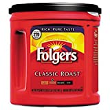 Coffee Classic Roast Regular Ground 33 9 10 oz Can