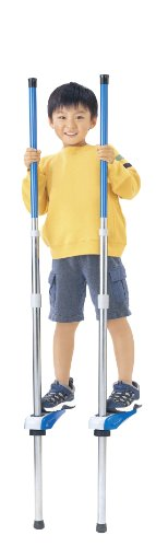 NEW Sports stilts two-stage (blue)
