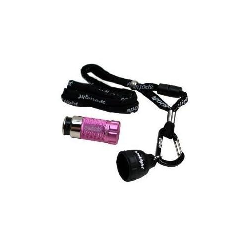 Spotlight 12V Rechargeable LED light (Deluxe Kit)   Pink