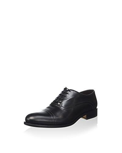 Pollini Zapatos Oxford Negro