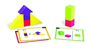 Mental Blox 360 Degree 3-D Building Game by Learning Resources