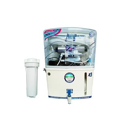 Luzon Dzire Aquagrand Plus Water Purifier Ro+Uv+Uf+Tds Controller With 15 Liter Storagetank