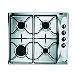 Whirlpool AKM260IX 60cm Gas Hob in Stainless Steel