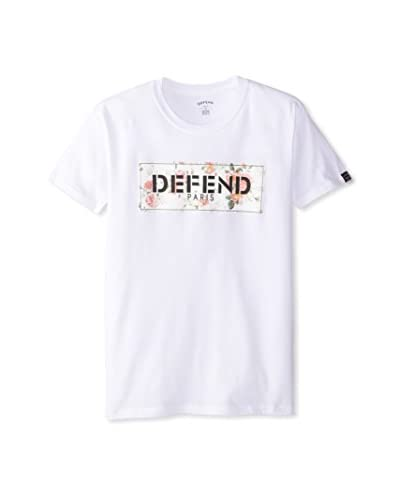 DEFEND Paris Men's Floral Block T-Shirt