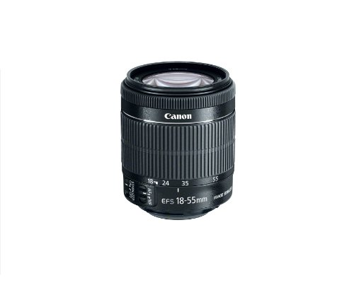 Canon Ef-S 18-55Mm F/3.5-5.6 Is Stm Camera Lens front-622685
